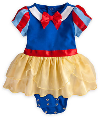 Disney Snow White Cuddly Costume Bodysuit for Baby