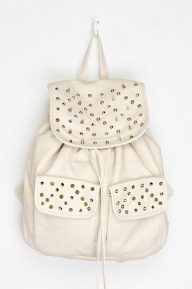 Urban Outfitters Deena & Ozzy Heavy Studded Backpack