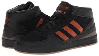 adidas Skateboarding - Forum X (Mid Cinder/Running White/Black 1) - Footwear