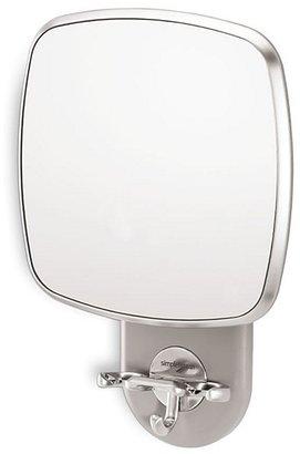 Simplehuman Wall-Mount Anti-Fog Shower Mirror