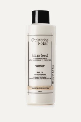 Christophe Robin Moisturizing Hair Oil With Lavender, 150ml - one size