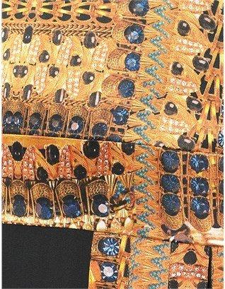 Temperley London Gold Silk Jasper Print Dress