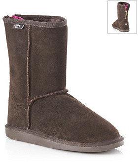 """Emu AustraliaTM """"Asta"""" Back-Zip Casual Boot"""