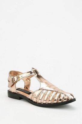 Urban Outfitters Deena & Ozzy Pointy-Toed Fisherman Sandal