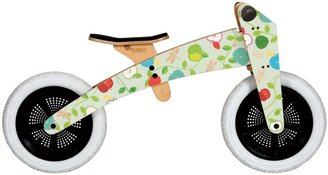 Pacific Cycle Wishbone 3in1 Limited Edition Apple-A-Day Bike