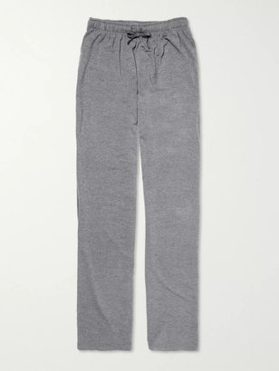 Derek Rose Stretch Micro Modal Jersey Lounge Trousers - Men - Gray
