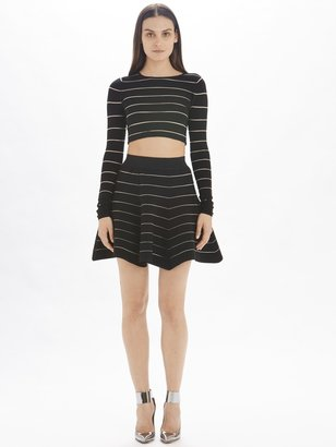 Torn By Ronny Kobo Marita Crop Top