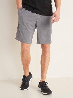 Old Navy Go-Dry Shade Hybrid Jogger Shorts for Men -- 9-inch inseam