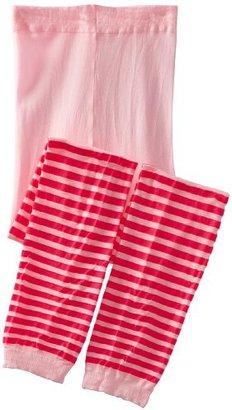 Jefferies Socks Girls' Stripe Footless Tight
