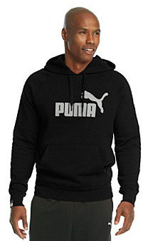 Puma Men's Pullover Hooded Fleece