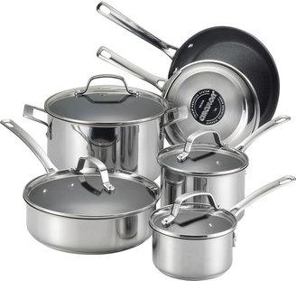 Circulon Genesis 10-pc. Nonstick Cookware Set