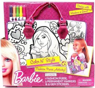Mattel Barbie Color N' Style Fashion Purse by Tara