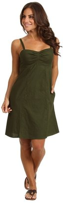 Patagonia Summertime Dress (Urbanist Green) - Apparel