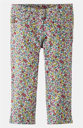 Mini Boden Capri Pants (Little Girls & Big Girls) Multi Tiny Summer Floral 9Y