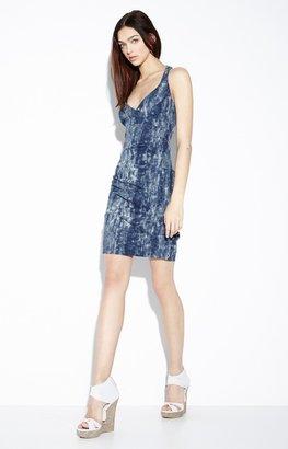 Nicole Miller Denim Citistretch Dress