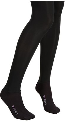 Bootights Core Semi-Opaque Tight/Ankle Sock Hose