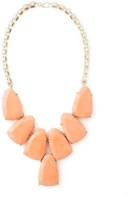 Kendra Scott Harlow Necklace, Salmon