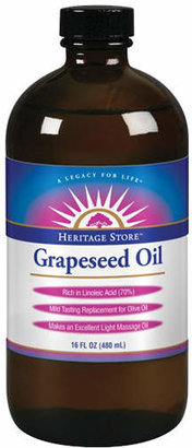Heritage Products Grapeseed Oil