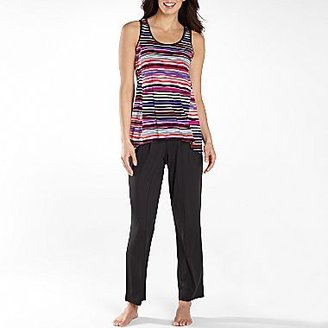 Nicole Miller nicole by Striped Tank Top