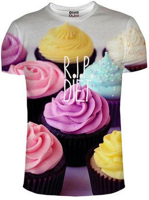 Mr. GUGU & Miss GO R.I.P. Diet T-Shirt
