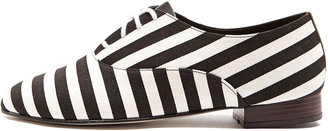 American Apparel Bobby Stripe Lace-Up Shoe