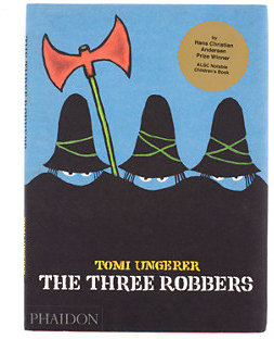 J.Crew The Three Robbers by Tomi Ungerer