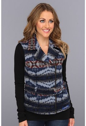 Pendleton Laredo Vest (Hawkeye Jacquard) - Apparel