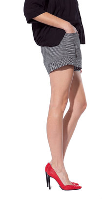 Sea NEW YORK Fighter Printed Shorts