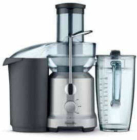 Breville The Juice Fountain Cold Juicer BJE430SIL