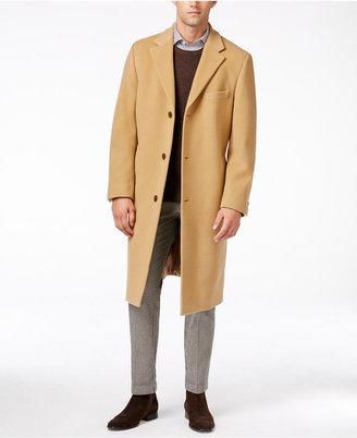 Lauren Ralph Lauren Columbia Cashmere-Blend Overcoat $595 thestylecure.com