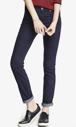 Express High Waisted Skinny Leg Jean