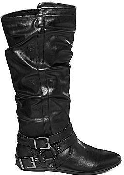 Arizona Layla Tall Motorcycle Boots