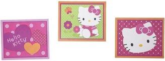Lambs & Ivy Wall Decor - Hello Kitty Garden