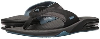 Reef Fanning (Grey/Light Blue) Men's Sandals