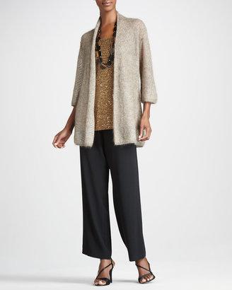 Eileen Fisher Sleeveless Sequined Tunic