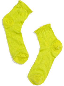 Madewell Hidden Dot Ankle Socks