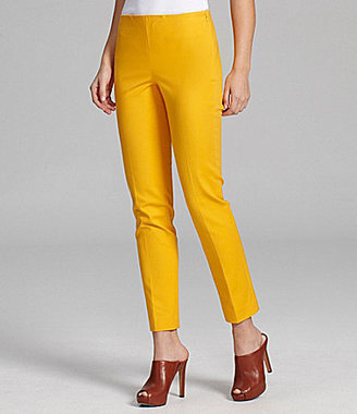 Vince Camuto Side-Zip Ankle Pants