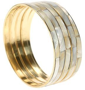 Urban Outfitters Tribal Bangles