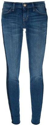 Current/Elliott skinny fit jeans