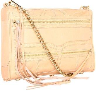 Rebecca Minkoff M.A.C. Triple Zip (Sand) - Bags and Luggage