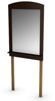 South Shore Furniture South Shore Logik Collection Mirror - Chocolate