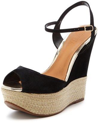 Schutz Baljot Wedge Sandal