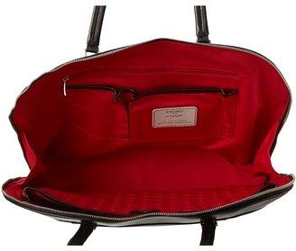 Knomo London Beaumont Laptop Dome Briefcase