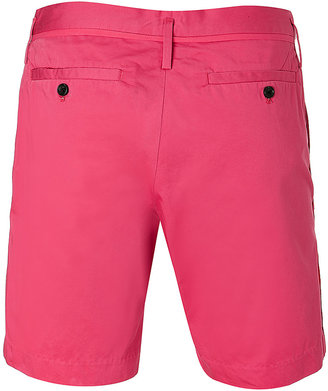 Marc by Marc Jacobs Azalea Pink Cotton Beach Shorts