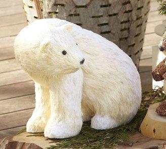 Pottery Barn Snow Bear Woodland Creature