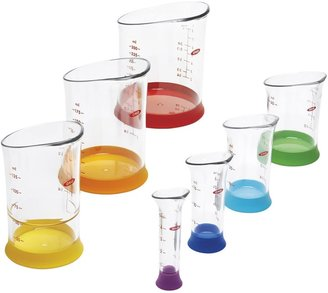 OXO Good Grips 7-pc Liquid Measuring Beaker Set - Wrap