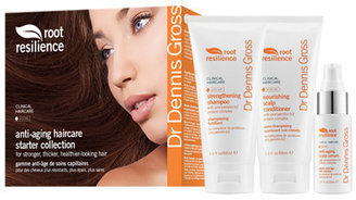 Dr. μ Dr. dennis gross root resilience anti-aging haircare starter collection