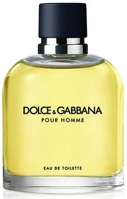 Dolce & Gabbana Pour Homme Eau de Toilette, 4.2 oz.