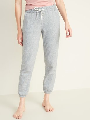Old Navy French Terry Cinched-Hem Jogger Pants for Women