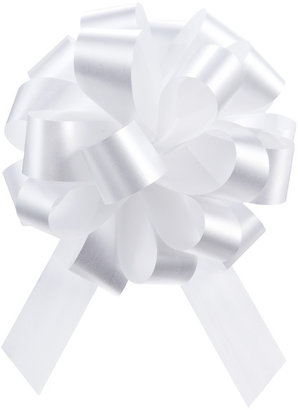 Container Store Pull Bow White